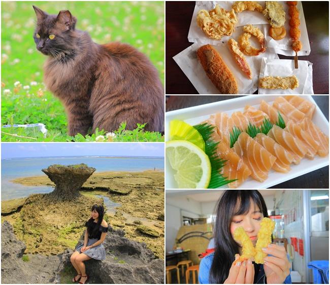 【沖繩自助旅行】沖繩自駕遊8天,景點美食住宿行程,玩遍北中南部 @小環妞 幸福足跡