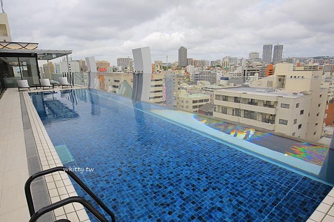【沖繩新開幕飯店】WBF水之都那霸酒店,頂樓空中泳池超浮誇! @小環妞 幸福足跡