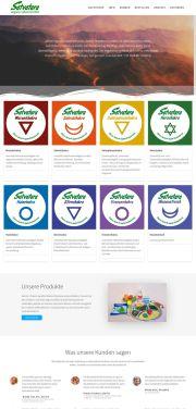 Satvatara - Webseite und Grafikdesign für leckere vegane Brotaufstriche