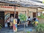 Inhaca - bar przy plaży