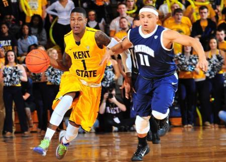 WKSU News: MAC basketball tournament takes dramatic turn
