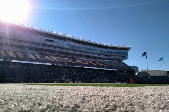 TCF Stadium Minnesota Gophers