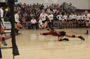 Viterbo volleyball