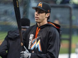 Brewers Christian Yelich