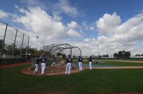 Brewers spring training general AP