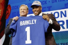 Barkley NFL draft no 2 AP