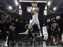 Giannis Dunk Celtics Game 4 AP