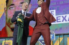 Packers draft No. 1 pick vert AP