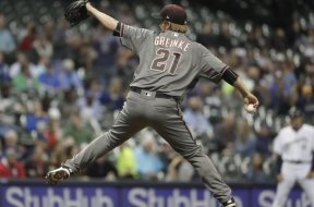 Arizona Zach Greinke