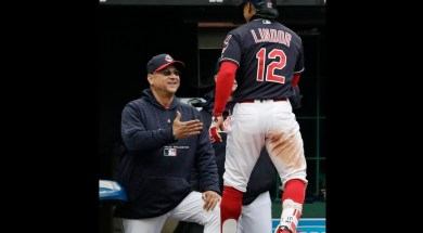 Francisco Lindor, Terry Francona