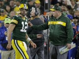 Packers Rodgers McCarthy AP