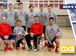 Viterbo mens volleyball