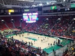 Girls basketball Resch Center State 2019
