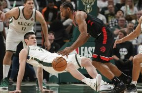 Bucks Ersan Ilyasova charge AP