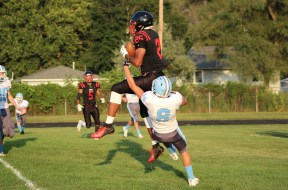 Central Terrance Thompson catch
