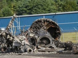 Earnhardt Plane crash