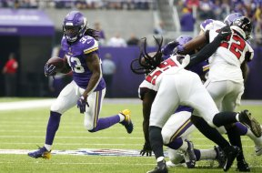 Vikings Dalvin Cook Week 1 AP