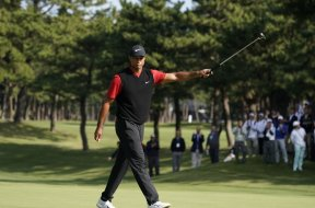 Tiger Woods golf AP