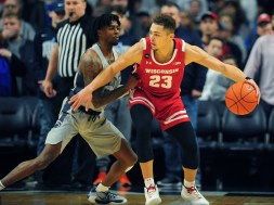 Wisconsin Penn St Basketball