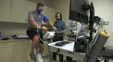 Fatigue Syndrome Workout bike AP