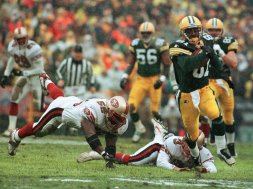 Packers Desmond Howard AP