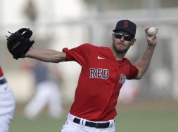 Red Sox Chris Sale AP