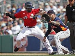 Astros Red Sox AP