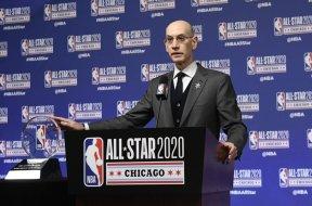 NBA David Silver AP