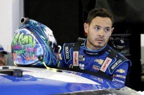 Kyle Larson NASCAR AP
