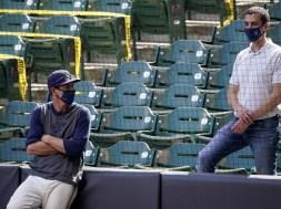 Brewers Baseball
