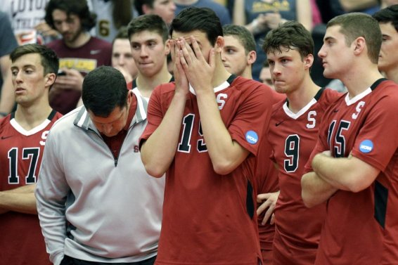 Stanford volleyball AP