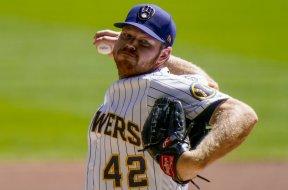 Brewers Brandon Woodruff face AP
