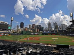 Pittsburgh Pirates PNC park AP