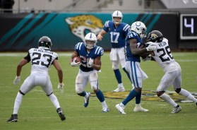 Colts Jaguars Football