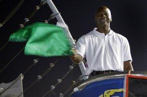 Michael Jordan NASCAR AP