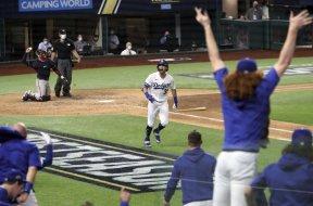 Dodgers Cody Bellinger HR AP