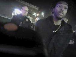Bucks Sterling Brown milwaukee police