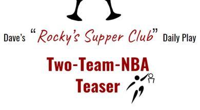 two team nba teaser