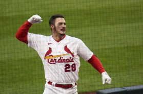 Cardinals Nolan Arenado AP