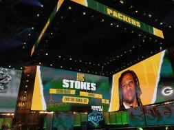 Packers Draft Stokes AP