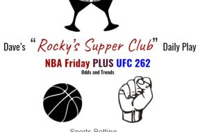 nba friday ufc 262