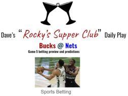 Bucks nets Game 5