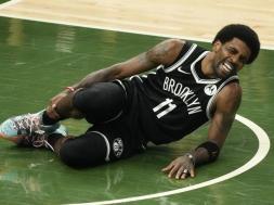 Kyrie Irving injured AP