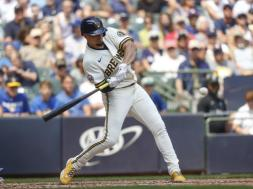 Brewers Willy Adames AP