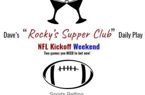 nfl kickoff weekend