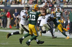 Packers Rodgers Saints AP