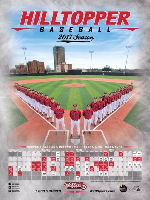 2017 WKU Baseball schedule