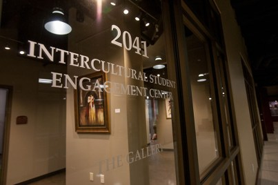 The Intercultural Student Engagement Center hosted an open house on Sept. 27.