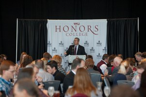 WKU hosted an Honors Luncheon for Owensboro area students on Oct. 25.