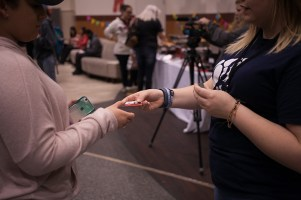 International Education Week events included Globe Trot on Nov. 16.